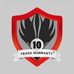 10 anos de garantia