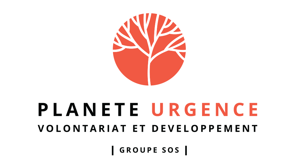 Logótipo Planète Urgence